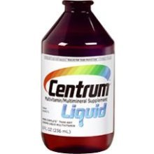 CENTRUM, LIQ MULTIVITAMIN 9MG/15ML 8OZ, EACH