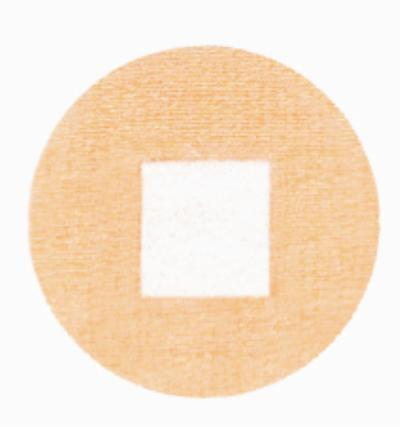 "BANDAID COVERLET 7/8""  ROUND, 100/BX"