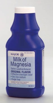 MILK OF MAGNESIA, 12OZ. EACH