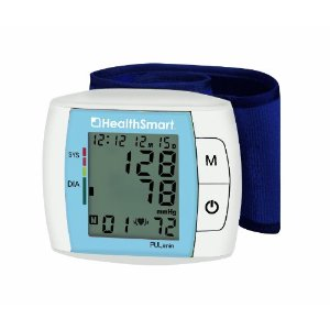 MONITOR, BP HEALTHSMART WRIST AUTOMATIC DIGITAL, EACH