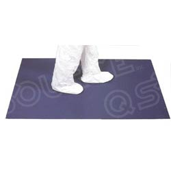 "MAT, TACKY 24X36"", BLUE, 30 SHEETS/MAT, 4 MATS/CASE"