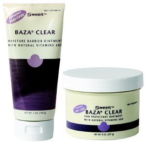 OINTMENT, BAZA CLEAR MOISTURE BARRIER