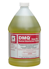 DISINFECTANT, SPARTAN DMQ, KILLS HIV-1,