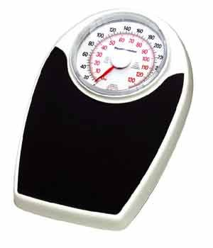 SCALE, 330LB SUPER LG DIAL, BOLD AND EASY TO READ