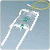 LEG BAG, 32OZ LF DISPOZ-A-BAG FLIP-FLO, EACH