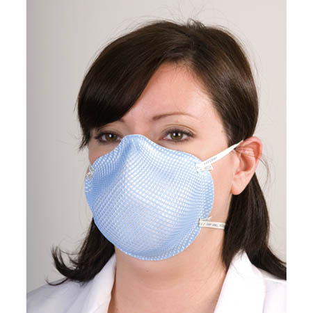 MASK, N95 PARTICULATE LARGE, 20/BX