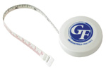 "TAPE MEASURE, 72"" CLOTH, REUSABLE, EACH"