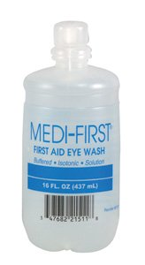 EYE WASH, IRRIGATING, 4OZ, EACH