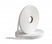 "TAPE, TWILL 1/4""X 36YDS, BLEACHED COTTON, EACH"