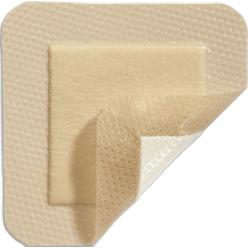 "DRESSING, MEPILEX BORDER 4X4"" SELF ADHERENT FOAM, 5/BX"
