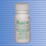 DISINFECTANT, BENZ-ALL, 40CC, EACH