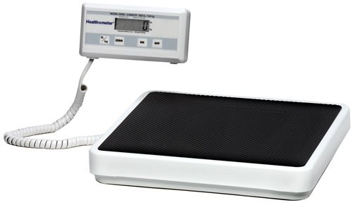 SCALE, FLOOR, REMOTE MONITOR, 400LB, EACH