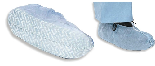 SHOE COVERS, NON SKID, UNIVERSAL, 50PR/BX