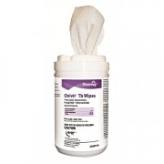"WIPES, OXIVIR TB DISINFECTANT 6X7"", 160/TUB,"