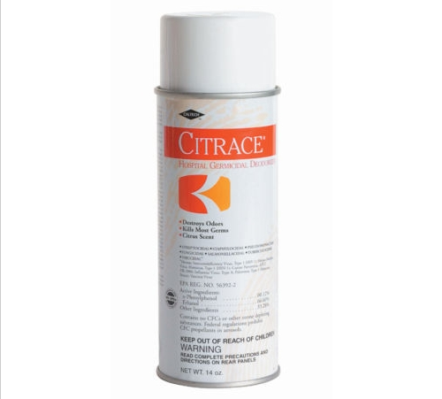 SPRAY, CITRACE, ORANGE 14 OZ EA