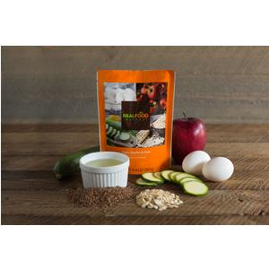 REAL FOOD BLENDS, EGGS, APPLES, OATS, 12/CS