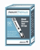 TEST STRIPS, ASSURE PLATINUM 50/BTL