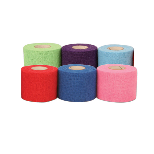 "CO-FLEX 1""X 5YDS-COLOR LF, 30RLS/CS"