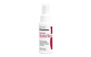 ALCOHOL, ISOPROPYL 70%, 2OZ SPRAY, EACH (24/CS)