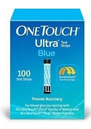 CONTROL, FOR ONE TOUCH ULTRA, NORMAL SOLUTION, 2 BOTTLES PER BX