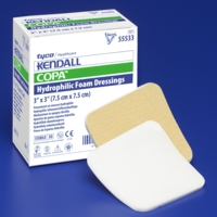 "DRESSING, COPA PLUS FOAM, NON-ADHESIVE 2X2"", EACH"