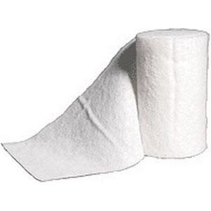 "BANDAGE, SUREPRESS 4""X3.5 YD COMPRESSION W/ ABSORBENT PADDING, 6"