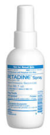 BETADINE, SPRAY 3 OUNCE, EACH