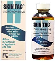 ADHESIVE, SKIN TAC BARRIER LIQUID, 4OZ