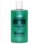 SOAP, ANTIMICROBOAL ALOEGUARD, 4OZ EACH