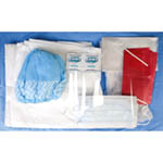 KIT, INFECTION CONTROL, DELUXE EACH