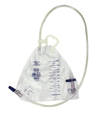 BAG, URINARY DRAINAGE BAG,  2000CC 20/CS