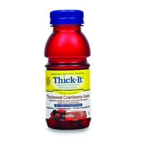 BEVERAGE, THICK-IT CRANBERRY, NECTAR, 8OZ, EACH