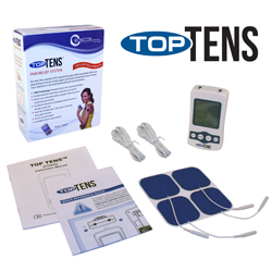 TENS UNIT, TOPTENS OTC PAIN RELIEF SYSTEM, EACH