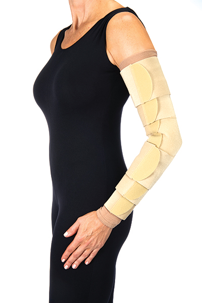 ARMSLEEVE, FARROW LITE LONG, LARGE RIGHT, BLACK, EACH