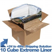 "COOLER, COLDKEEPER 10 CUBE TAPE BAG, 1"" THICK, EACH (20/CS)"