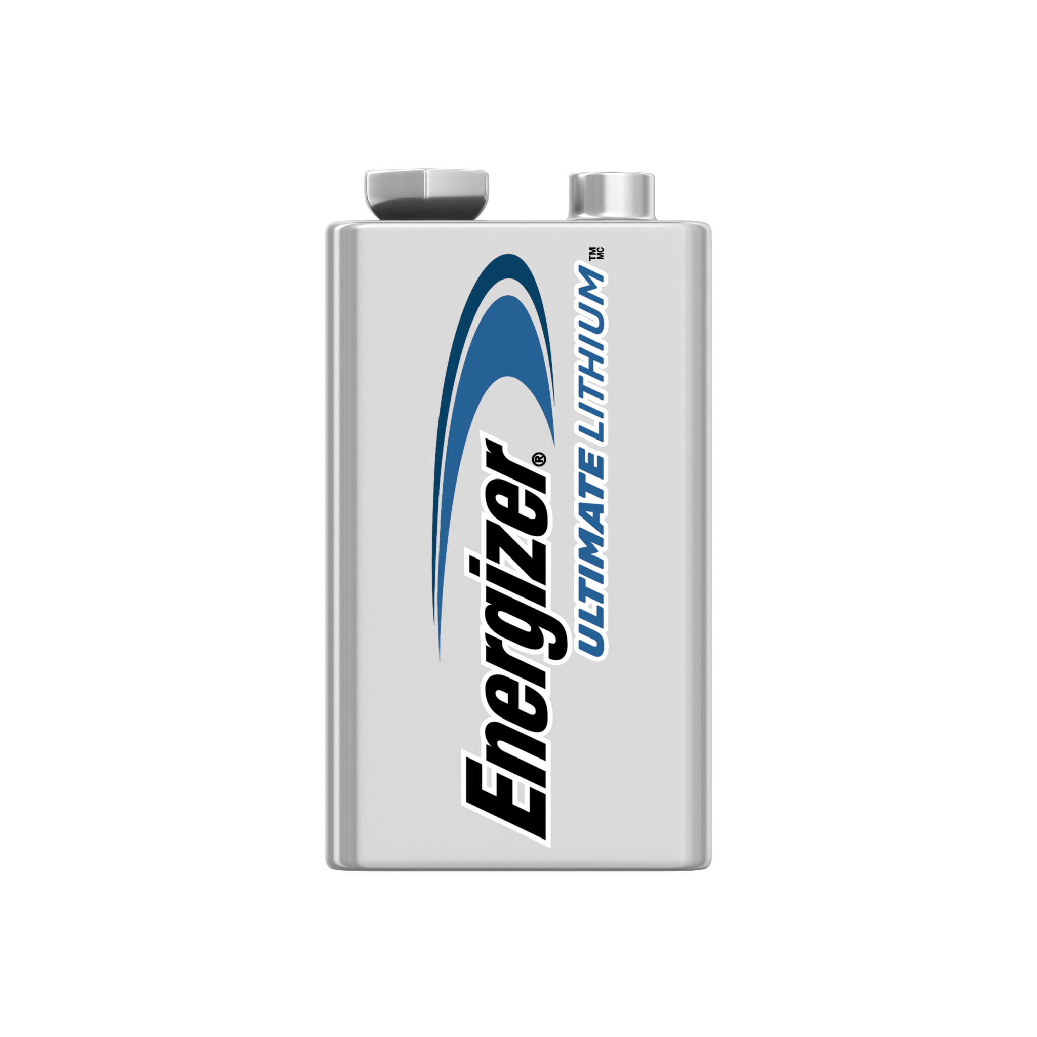 BATTERY, 9V LITHIUM ENERGIZER, EACH