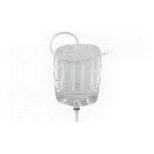 LEG BAG, LARGE 1000ML, ANTI-REFLUX VALVE