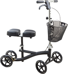KNEE SCOOTER BLACK, EACH