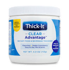 POWDER, THICK-IT CLEAR ADVANTAGE, 4OZ, EACH