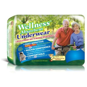 Wellness Absorbent Underwear (Pull-Ups)