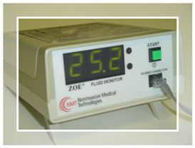 ZOE, FLUID STATUS MONITOR RENTAL, EACH